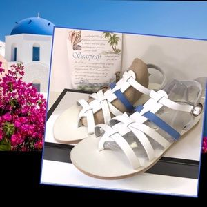 🌎 Kyma Sandals, hand made in Greece